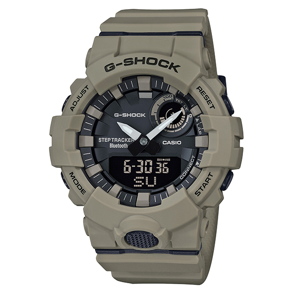 カシオCASIO G-SHOCK Gショック ジーショック Gスクワッド Bluetooth対応 GBA-800UC-5AJFF【国内正規品】