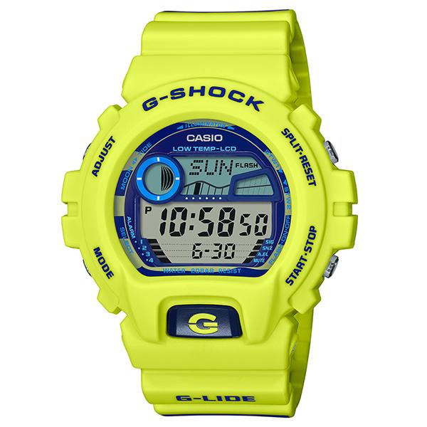 カシオCASIO G-SHOCK Gショック ジーショック G-LIDE タイドグラフ GLX-6900SS-9JF【国内正規品】