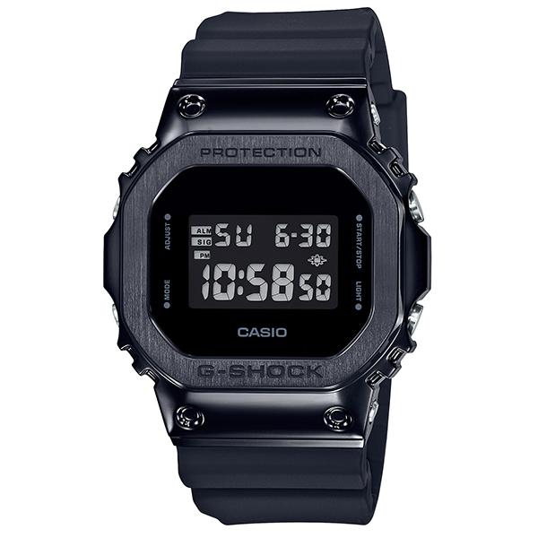 カシオCASIO G-SHOCK Gショック ジーショック メタルケース GM-5600B-1JF【国内正規品】