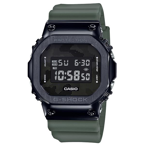 カシオCASIO G-SHOCK Gショック ジーショック メタルケース GM-5600B-3【海外モデル】