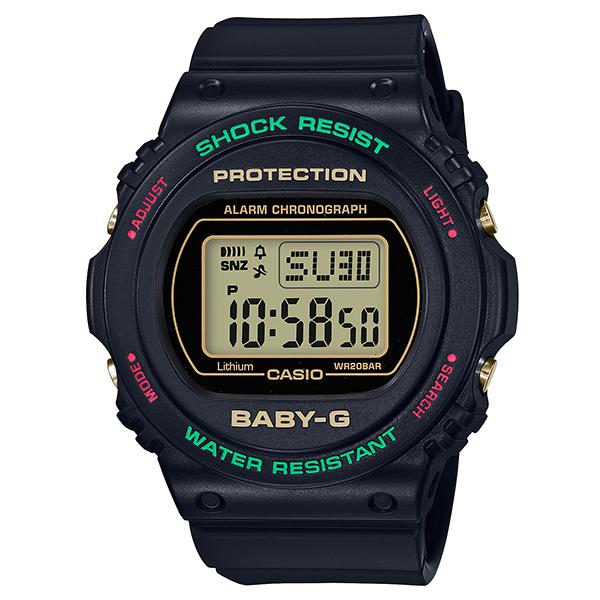 カシオCASIO BABY-G ベビーG レディース 時計 クリスマスカラー BGD-570TH-1JF NEW【国内正規品】
