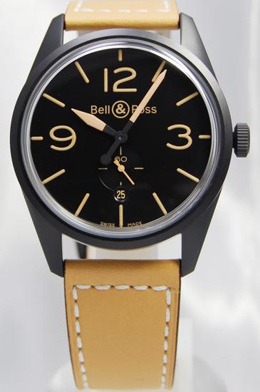 Bell & Ross vintage BR123 heritage BR123 HERITAGE