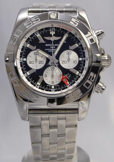 BREITLING chronomat GMT Onyx Black