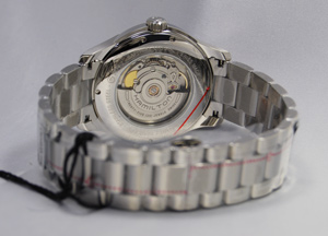 Hamilton jazzmaster viewmatic 40 mm BK H32665131
