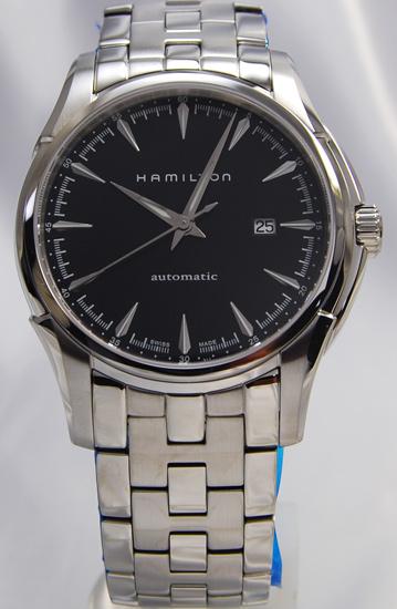 Hamilton jazzmaster viewmatic 44 mm BK H32715131