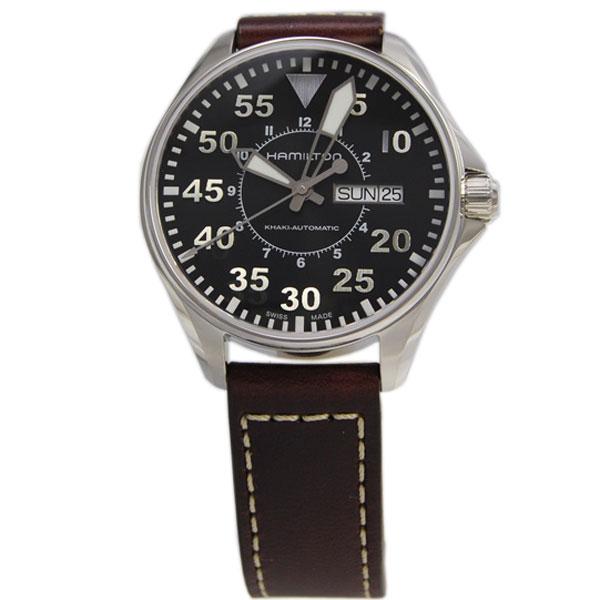 ハミルトン カーキパイロット オート38mm H64425535:K・R