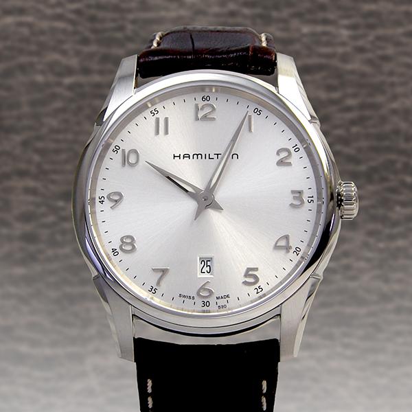 ハミルトン ジャズマスターシンライン QZSV H38511553