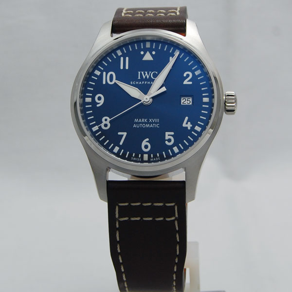 low priced 4998d 698a8 Pilot at IWC watch mark XVIII プティ plans IW327004