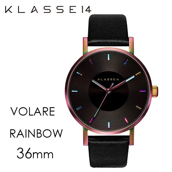 クラス14 KLASSE14 MARIO NOBILE Volare RAINBOW ヴォラーレ レインボー 36mm VO15TI001W【数量限定特価】