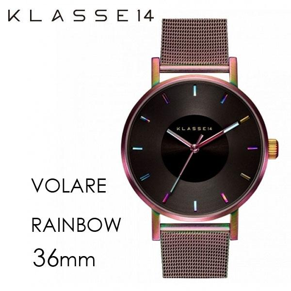 クラス14 KLASSE14 MARIO NOBILE Volare RAINBOW ヴォラーレ レインボー 36mm VO15TI002W