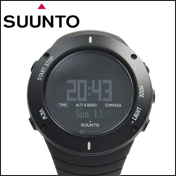 スント SUUNTO コア・アルティメット ブラック SS021371000 【数量限定特価】【2年保証付き】