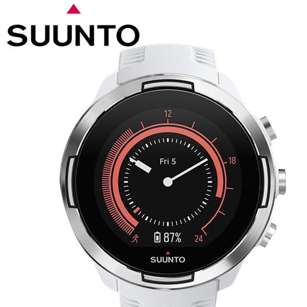 スント SUUNTOSUUNTO 9 Baro White バロ ホワイト SS050021000【NEWモデル】【2年保証】【正規品】
