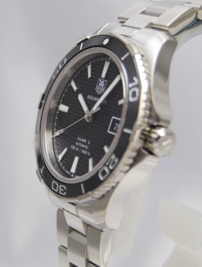 Tag Heuer Aquaracer 500 m ceramic WAK2110... BA0830