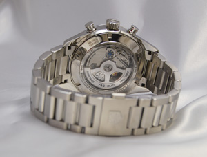 Tag Heuer Carrera 1887 chronograph 43 mm CAR2012... BA0799