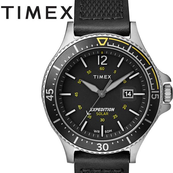 タイメックス TIMEX RANGER SOLAR レンジャーソーラー ブラック×ブラック TW4B14900正規品【2019NEWモデル】