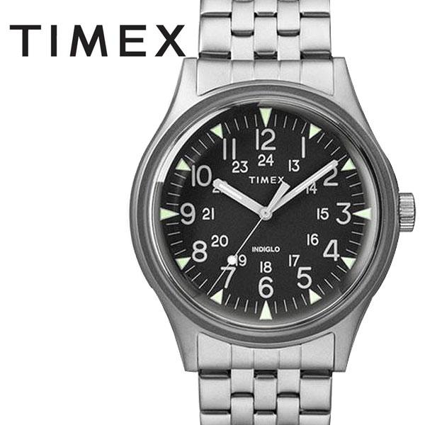タイメックス TIMEX MK1 スチール 40mm ブレス TW2R68400 正規品【数量限定特価】