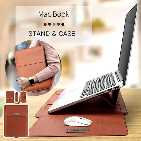 スタンド機能もあるレザーパソコンケース ケーブルケース マウスケース ケーブルストラップまで Macbook 11 12 13 14 お得セット 15 インチ Air Pro iPad アイパット レザー パソコンケース スタンド 革 スリーブ シンプル ケース セット ビジネス 持ち運び プロ エア 高級 マウス ケーブル ipad-pu 休み ノートパソコン パソコンポーチ マックブック カバー