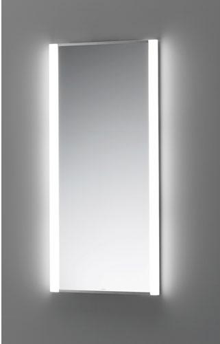 【TOTO】LED照明付鏡 トイレ・洗面所用 化粧照明タイプ EL80016 サイズ350×35×1000 ステンレス製 消費電力18.6W 昼白色