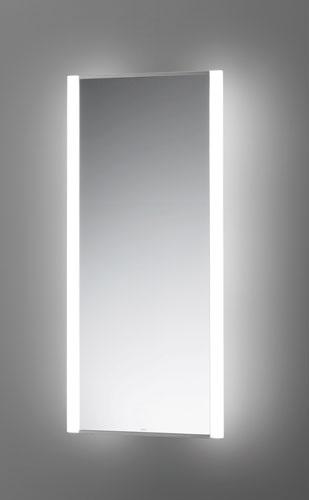 【TOTO】LED照明付鏡 トイレ・洗面所用 化粧照明タイプ EL80017 サイズ450×35×1000 ステンレス製 消費電力18.6W 昼白色