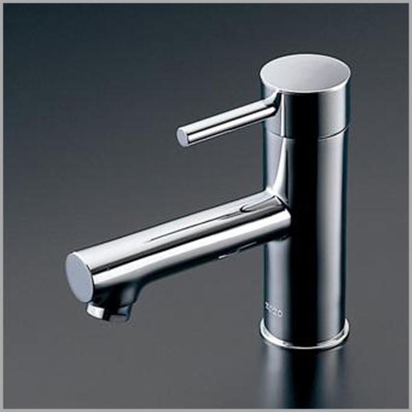 【TOTO】シングルレバー コンテンポラリシリーズ 単水栓 立水栓 TLC11AR 洗面所 水のみ 送料無料