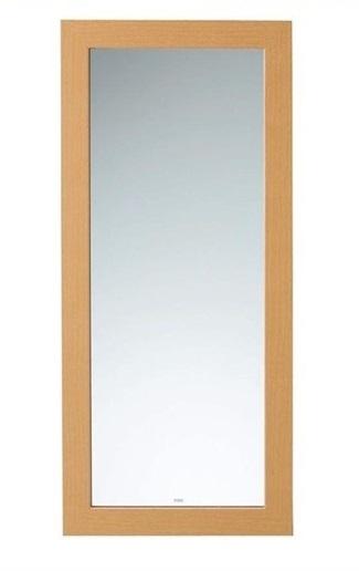 【TOTO】化粧鏡 トイレ・洗面所用 YM300F サイズ360×26.5×800 木質・PETシート製 3色展開 送料無料