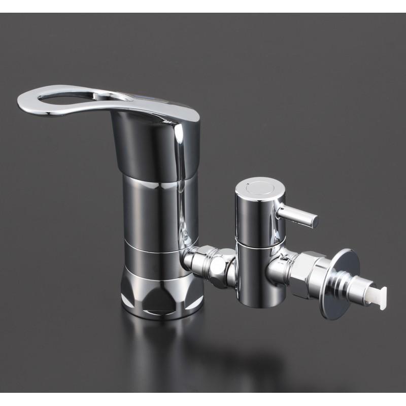 【KVK】食洗機分岐用金具 ZK598TU 補修品 KM590 KM594 KM598等用 送料無料