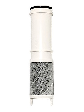 永遠の定番 パナソニック正規取扱店 メール便送料無料 Panasonic 注目ブランド パナソニック 浄水カートリッジ 単品 ラクシーナ 5物質除去 浄水器一体型シャワー混合水栓用 SEPZS210PC