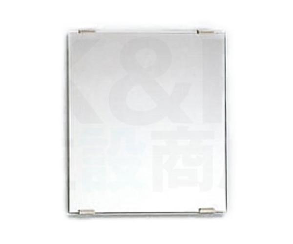 【TOTO】化粧鏡(耐食鏡) 角形 耐食塗布 YM6075F サイズ600×750 浴室・洗面アクセサリー 裏面耐食塗料使用 送料無料