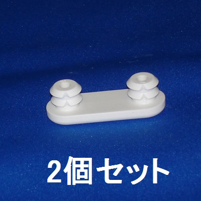 TOTO正規取扱店 メール便送料無料2個セット TOTO トイレ部品 補修品 便座クッション D42084R 旧品番 便ふたパーツ 信頼 メール便送料無料 売店 TCM3409 2個セット