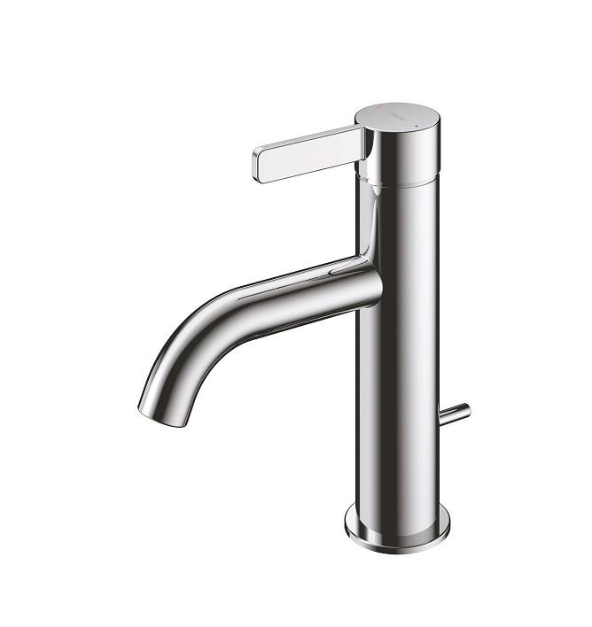 【TOTO】台付シングル混合水栓 TLG11301J ワンプッシュあり コンテンポラリタイプ GFシリーズ 一般地 寒冷地 共用 洗面器 給水金具 送料無料