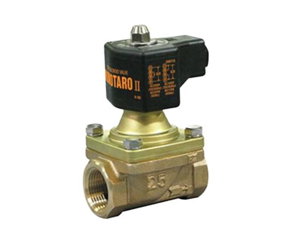 【株式会社ベン】VENN 桃太郎2 電磁弁(蒸気・液体・空気用) PS22-W 呼び径25(1) ねじ込形 SSS&AAS採用 タテ・ヨコ取付け自由 適用圧力:0~1.0MPa 送料無料