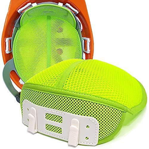 2021年最新型 3枚セット おトク ヘルメット インナー 汗取り 冷却グッズ 頭保護安全用品 インナーキャップ 熱中症対策 猛暑 春の新作続々 取付用インナ