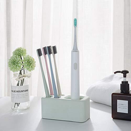 HARU 歯ブラシ 好評 立て 珪藻土 歯ブラシスタンド 天然素材 吸水 速乾 消臭 防ダニ 歯みがき 贈呈 乾燥 歯ブラシ置き 歯磨き入れ 吸湿