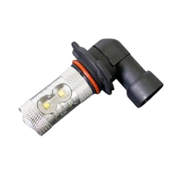 HB3 9005 LED ホワイト フォグランプ バルブ 爆光 CREE 50W 12V 24V 2個 プロジェクターレンズ フォグバルブ 拡散 白 普通車 トラック フォグライト _27169