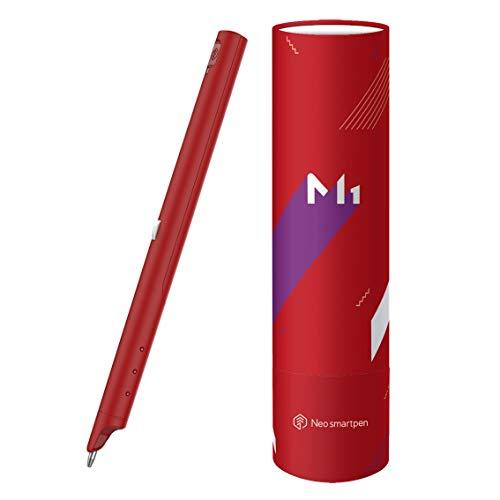 正規品 メーカー公式 Neo smartpen ネオスマートペンM1 for iOS NWP-F50RD レッド Android ノート別 送料無料激安祭 and