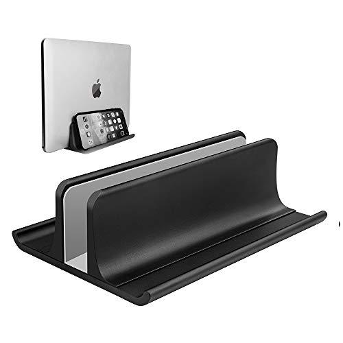 ランキングTOP5 評判 調節可能 ノートパソコン スタンド スペースを節約できる一つ三役のノートパソコン縦置きス ノートパソコン用ベースでもあり 縦置き