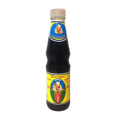 あっさり味の定番タイ薄口醤油です タイ料理以外にも日本のラーメンやチャーハン等使えます シーユーカオ タイの醤油 ヘルシーボーイ 300ml 定番 ※ラッピング ※ タイ調味料 信頼 タイ薄口醤油 ラーメン調味料 隠し味に使用 タイラーメンに HEALTHY ソイビーンソース タイ料理 ガパオ BOY