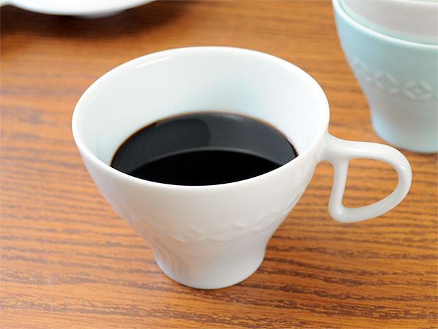 重なります コンパクトに収納 life ライフ 送料無料(一部地域を除く) カップ 安い 激安 プチプラ 高品質 コーヒーカップ 小田陶器 洋食器 ティーカップ