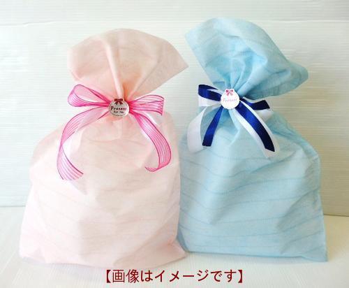 【ラッピングご要望商品とご一緒にご注文下さい】プレゼント用【袋】ラッピング無地・柄などギフトバッグ/サイズ【小中大】※袋・リボンはおまかせです【お誕生日】【出産祝い】【ギフト】