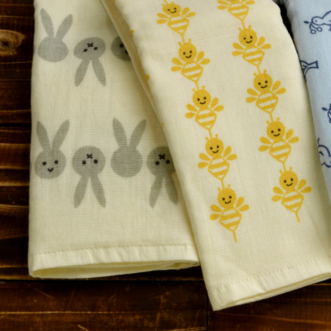 Sum towel face towel fs3gm of the ひだまり living