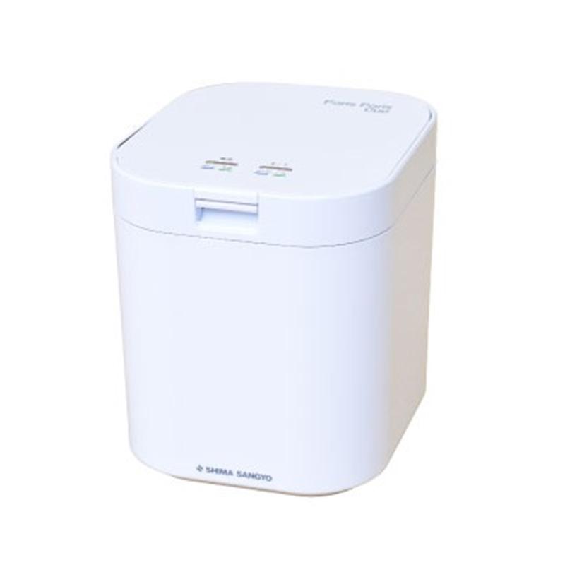 島産業 倉 家庭用生ごみ処理機 PPC-11-WH 送料無料 新品 ホワイト