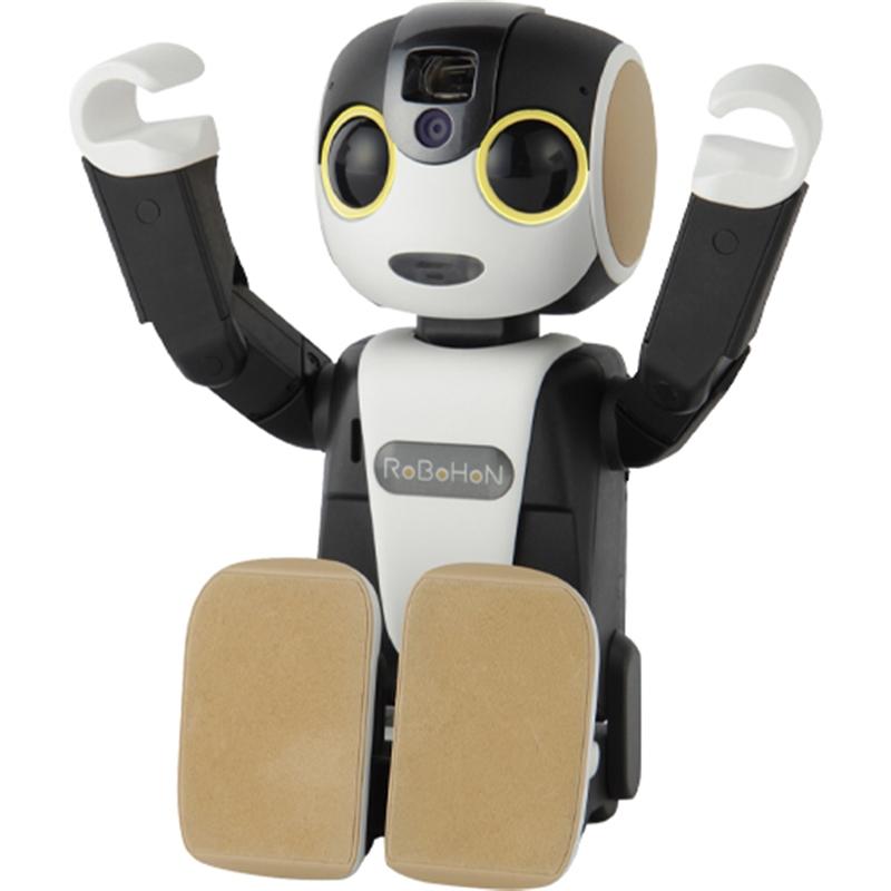 シャープ コミュニケーションロボット RoBoHoN SR-02M-W Wi-Fiモデル