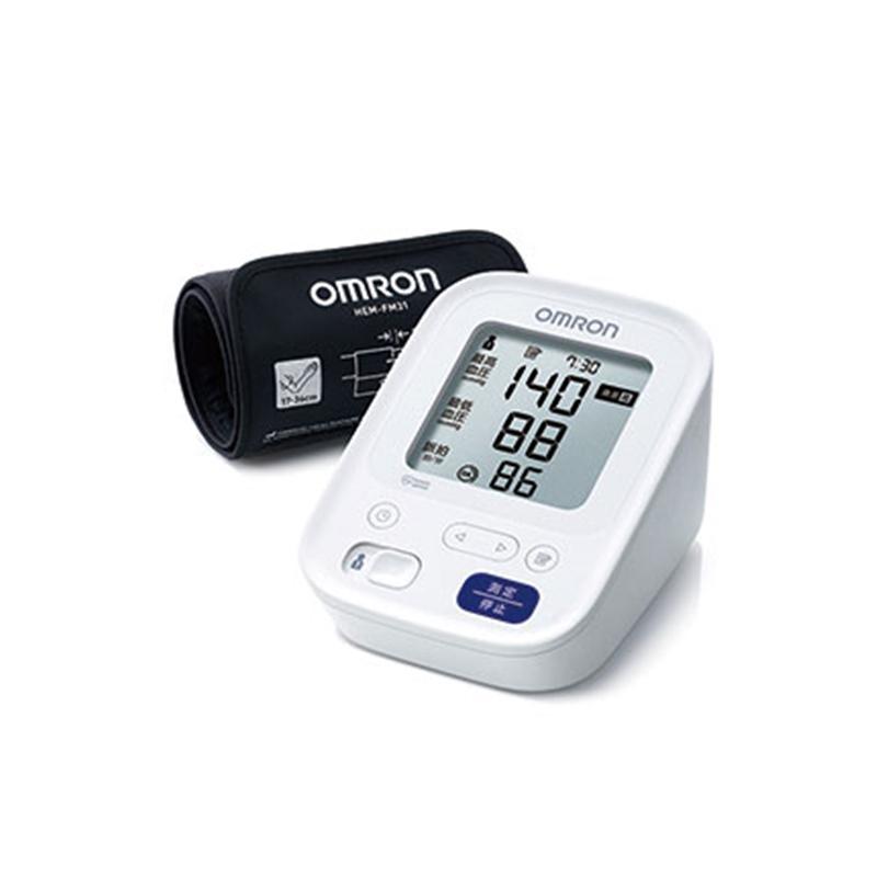 オムロン 上腕血圧計(フィットカフ/AC付) HCR-720K