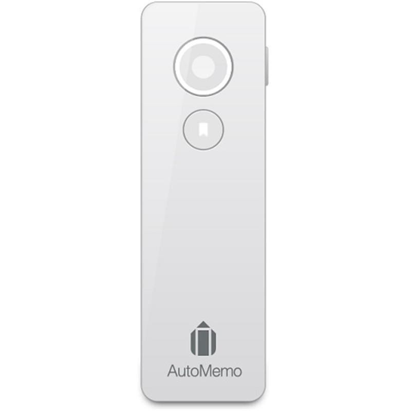 ソースネクスト ボイスレコーダー AutoMemoホワイト AM1WH 卓越 ホワイト 限定価格セール