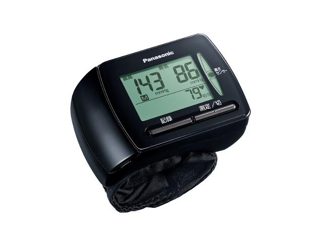 パナソニック 好評受付中 手首血圧計 EW-BW35-K 流行 ブラック