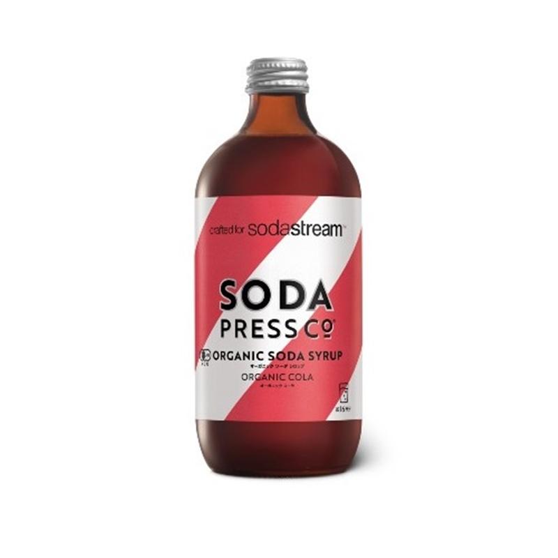 激安通販 ソーダストリーム 炭酸水関連品 SSS0104 オーガニックコーラ 再再販 オーガニックコーラ