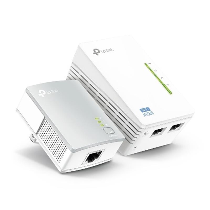 永遠の定番 TP-Link PLC Wi-Fi中継器キット TL-WPA4220 KIT 直営限定アウトレット