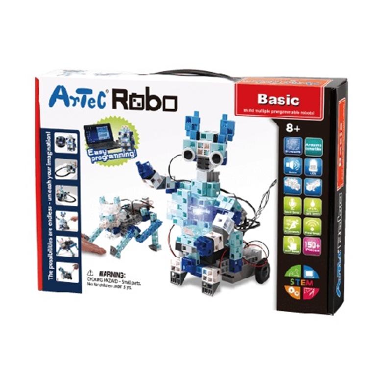 ARTEC STEMプログラミングロボット ArtecRobo Basic (153142)