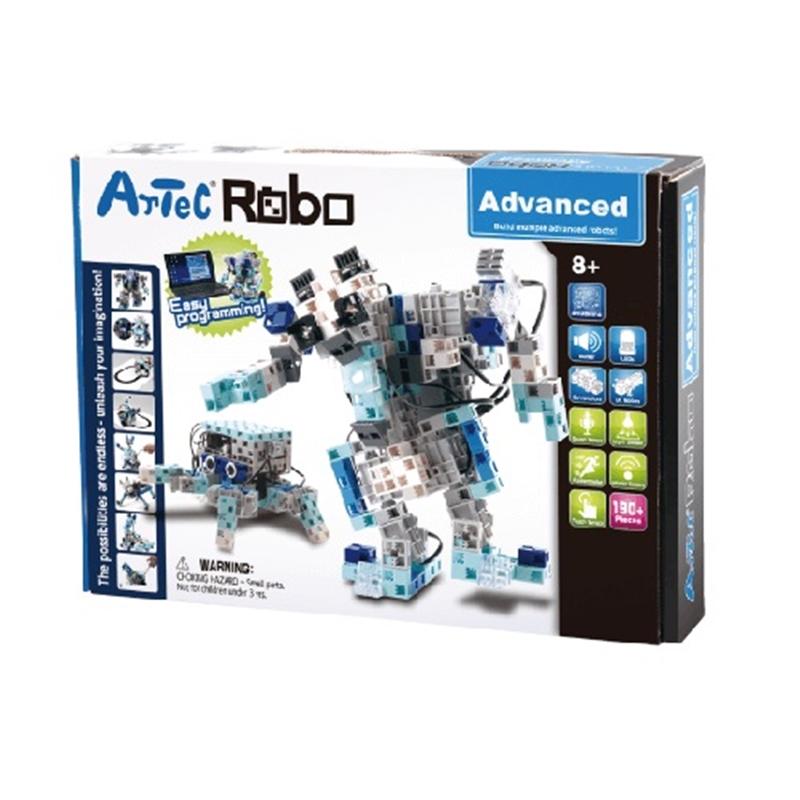 ARTEC STEMプログラミングロボット ArtecRobo Advanced (153143)