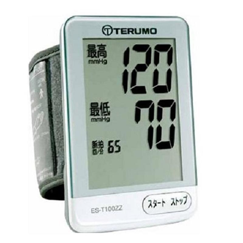 テルモ 手首式血圧計 ES-T100ZZ 輸入 電池別売 お得なキャンペーンを実施中